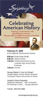 Longview Symphony - Celebrating American History