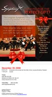 Longview Symphony - Looking for the Perfect Gift?