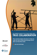 Sun Microsystems - True Collaboration