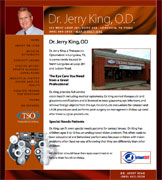Dr. Jerry King, O.D.